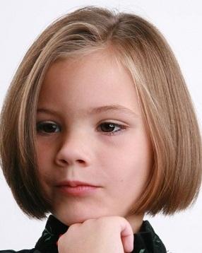 Potongan Rambut Bayi Untuk Kanak Kanak Perempuan