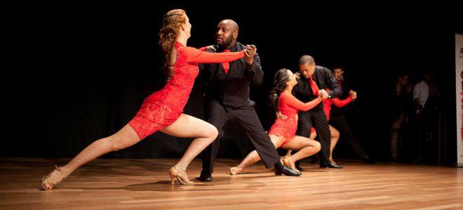 salsa dance glazba